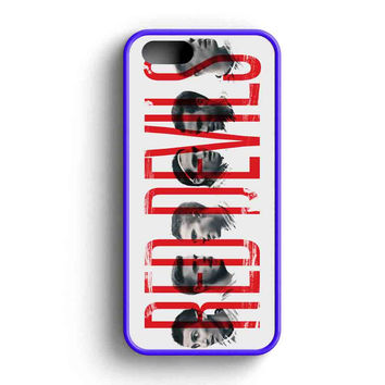 Manchester United Red Devils iPhone 5 Case iPhone 5s Case iPhone 5c Case
