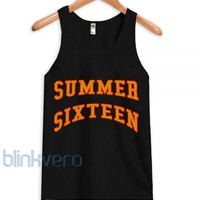 summer sixteen awesome unisex tank top adult size
