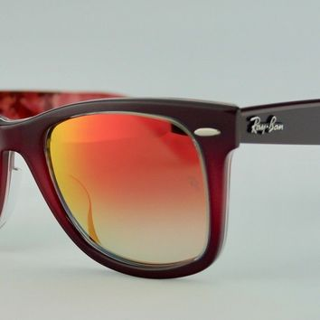 Ray-Ban RB2410-F 1200/4W Wayfarer Sunglasses, New