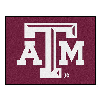 Texas A&M Aggies NCAA All-Star Floor Mat (34x45)