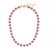 J.Crew Womens Swarovski Crystal Dot Necklace