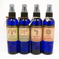 Native Spirit Sprays Set of 4