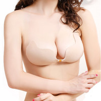 Self-Adhesive Silicone Bust Backless Bras