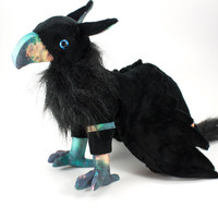 Galaxy Gryphon Plush Toy Stuffed Animal Plushie Griffin