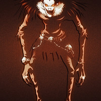 Death Note Ryuk Anime Poster