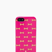 Kate Spade Sparkle Bows Iphone 5 Case