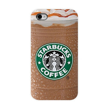Starbucks coffee drink Case For Apple iPhone 6s 6S 6 fitted hard case Hipster fast shipping