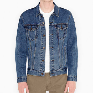The Trucker Jacket - Medium Stonewash