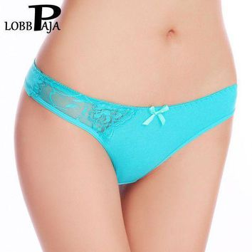 Lobbpaja Lot 6 Pcs Women Sexy G Strings Thongs Strings Cotton Woman Underwear Intimates Lingerie Ladies Panties Tangas For Women