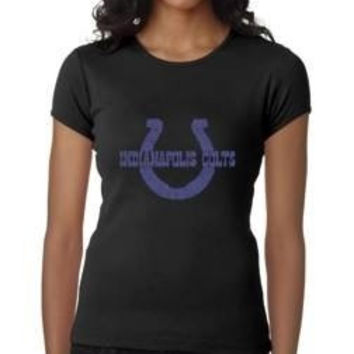 Indiana Colts Rhinestone Shirt
