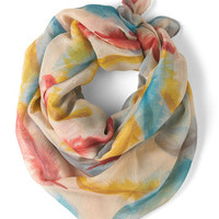 Carried by the Wind Scarf | Mod Retro Vintage Scarves | ModCloth.com