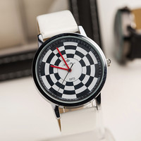 Good Price Designer's Trendy New Arrival Awesome Stylish Great Deal Gift Strong Character Design Unisex Watch [4933060292]