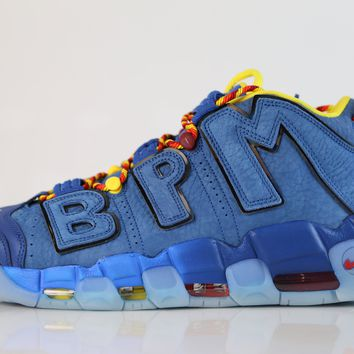BC QIYIF Nike Air More Uptempo Doernbecher Freestyle BPM Brody Miller Blue Jay AH6949-446