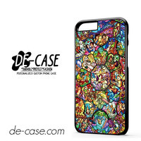 Disney Characters Stained Glass For Iphone 6 Iphone 6S Iphone 6 Plus Iphone 6S Plus Case Phone Case Gift Present