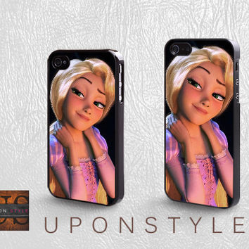 Disney Tangled, Phone Cases, iPhone 5 Case, iPhone 5s Case, iPhone 4 Case, iPhone 4s case, Case for iphone, Case No-1088
