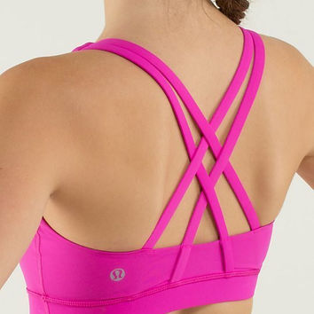 """lululemon"" Fashion Gym Yoga Energy Bra"