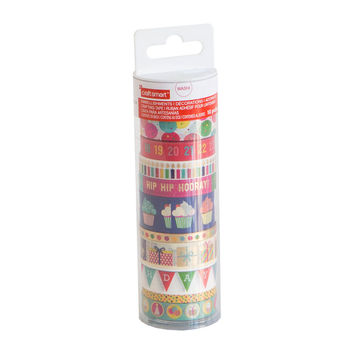 Happy Birthday Washi Tube By Craft Smart™