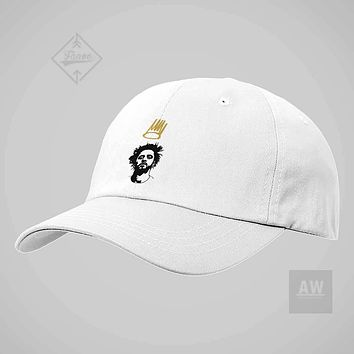 J Cole Dreamville Born Sinner Dad Hat Adjustable Strapback Cap Hip Hop Urban