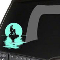 Mermaid Vinyl Car Decal Sticker