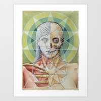 Fine Art Print | Sacred Geometry