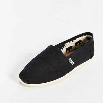 TOMS Men's Classic Slip-On Shoe