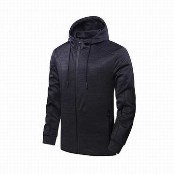 NEW Men's Outdoor Sports Jacket Basketball Football Running High Quality Spring Autumn Jacket AS425