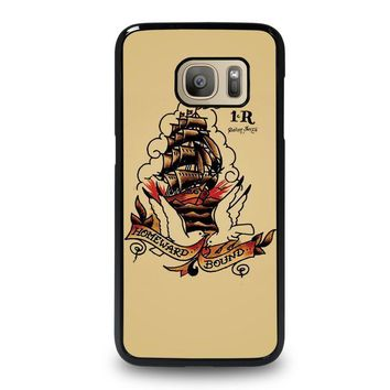 sailor jerry samsung galaxy s7 case cover  number 1