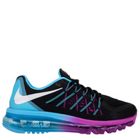 Nike Womens Air Max 2015 - Black White Clearwater Fuchsia Flash