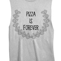 Pizza is forever - cutoff