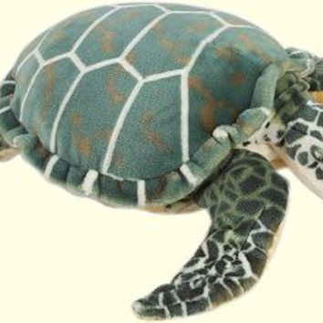 Big Plush Sea Turtle Stuffed Animal