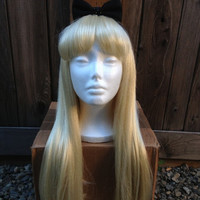 Alice in Wonderland Version A Park Look Princess Wig Screen Quality Custom Couture Styled