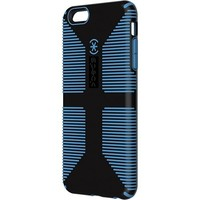 Speck - CandyShell Case for Apple® iPhone® 6 Plus - Black/Blue