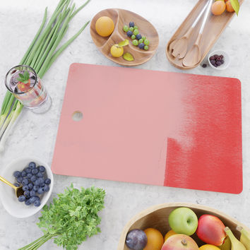 Dynamic Duo Cutting Board by duckyb