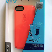 NIB Speck CandyShell Case for Apple iPhone 5c Splash - Poppy - Pink SPK-A2925