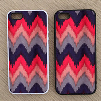 Cute Abstract Chevron iPhone Case, iPhone 5 Case, iPhone 4S Case, iPhone 4 Case - SKU: 172