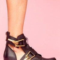 Roscoe Cutout Boot - NASTY GAL