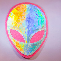 Holographic Alien Patch