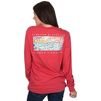 Lauren James Riverside Tee