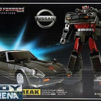 Transformers Masterpiece MP-18 Bluestreak Blue Streak Takara Tomy Fairlady 280Z