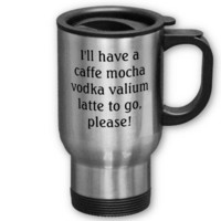 Caffe Mocha Coffee Mug from Zazzle.com