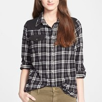 Women's Current/Elliott 'The Western' Shirt,