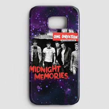 One Direction Lyrics Samsung Galaxy Note 8 Case
