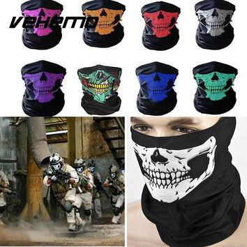 Outdoor Sport Motorcycle mask dustproof face mask cap windproof half face mask bike cap motorcycle running ski mask warm hat