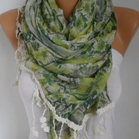 New Year's Fashion Scarf Valentine's Day Gift Winter Shawl Scarf Cowl Scarf Gift Ideas For Her Women's Fashion Accessories Women Scarves