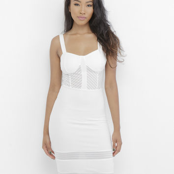 BELIZE MIDI COCKTAIL DRESS