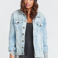 Drine Denim Jacket ~ Overcast
