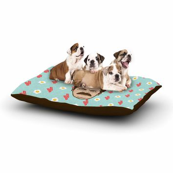 """Juan Paolo """"Give Me All Of The Bacon And Eggs"""" Parks and Recreation Dog Bed - Outlet Item"""