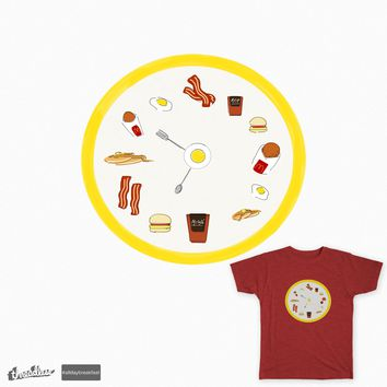 breakie all day on Threadless