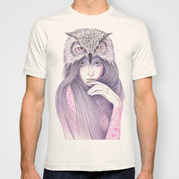The Wisdom T-shirt by Andrea Hrnjak