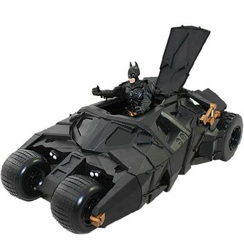 Deadpool Dead pool Taco   The Dark Knight BATMAN BATMOBILE Tumbler BLACK CAR Vehecle Toys Action Figure Collection Model Toys for Children AT_70_6